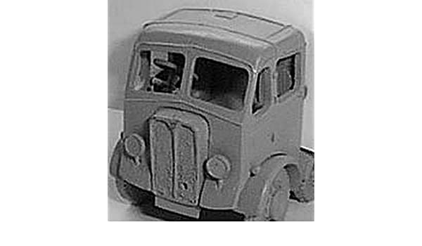 AEC Mammoth Major cab 1947 X10 UNPAINTED OO Scale Langley Models Kit 1//76 Metal