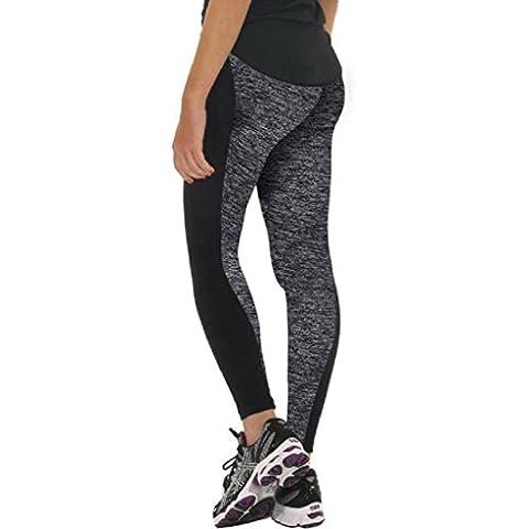 Leggings,SW 1PC Donne Sport Pantaloni Atletico Palestra Allenamento Fitness Yoga Pantacollant Pantaloni