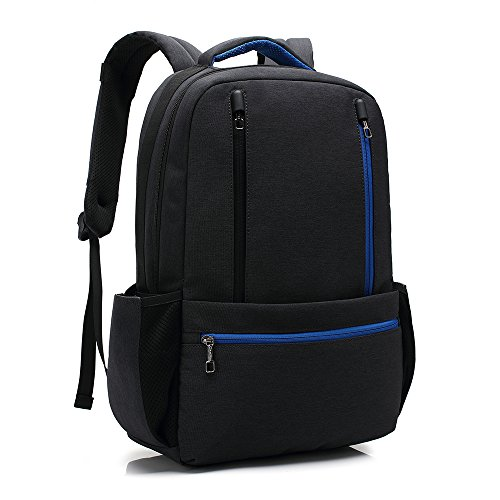 """Zaino da viaggio leggero per gli uomini, UBaymax Zaino da lavoro per lavoro scuola viaggio, zaino da viaggio freddo da viaggio 15,6 """" impermeabile borsa da macchina fotografica (15.6 inch Grigio)"""