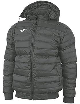 Joma - Anorack capucha urban antracita para hombre