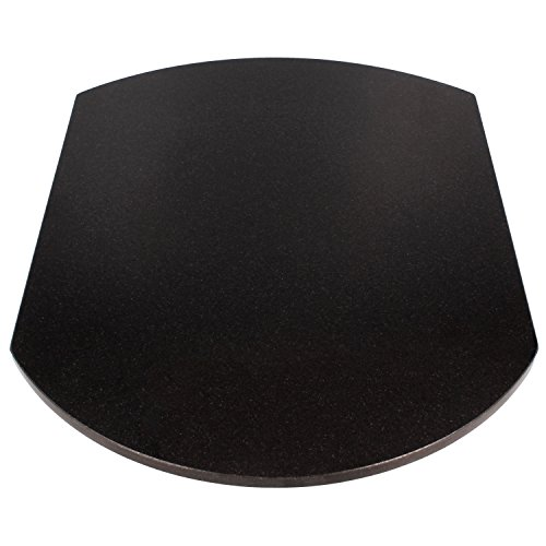 Multigleiter Granit Nero Assoluto Multi-Gleitbrett geeignet für den Thermomix TM5 und TM31,...