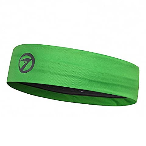 Sports Headband Sweatband/ Athletic Headbands With Stretch Silicone Strip For Fashion, Running, Hiking, Cycling, Badminton, Tennis Yoga Or Trip to Men and
