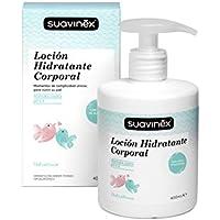 Suavinex 303792 - Loción hidratante para bebé, 400 ml
