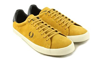 Fred Perry B3264 mostaza - baskets pour homme - MOUTARDE 802 - 46