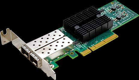 Synology 10GB Network Card for XS & XS+ Dual-port, E10G17-F2 (Dual-port)