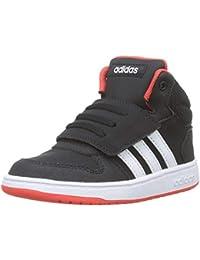 huge discount 92e34 2ecd4 adidas Hoops Mid 2.0 I, Sneakers Basses bébé garçon