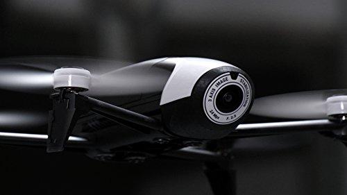 Drohne mit Kamera für 3D Gebäude Modelle