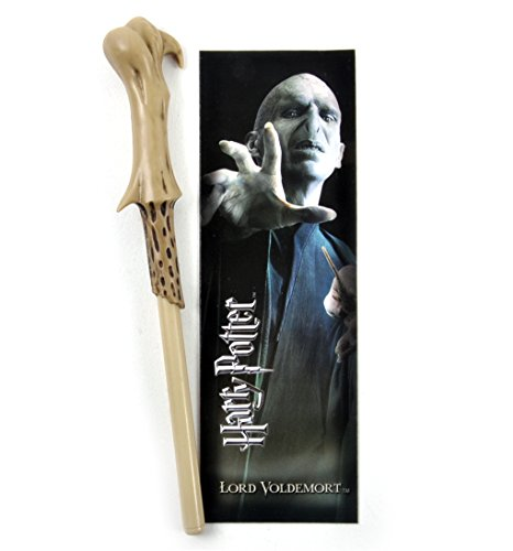 Harry-Potter-Voldemort-Wand-Pen-And-Bookmark