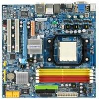 Gigabyte GA-MA69GM-S2H - Motherboard - Mikro-ATX -