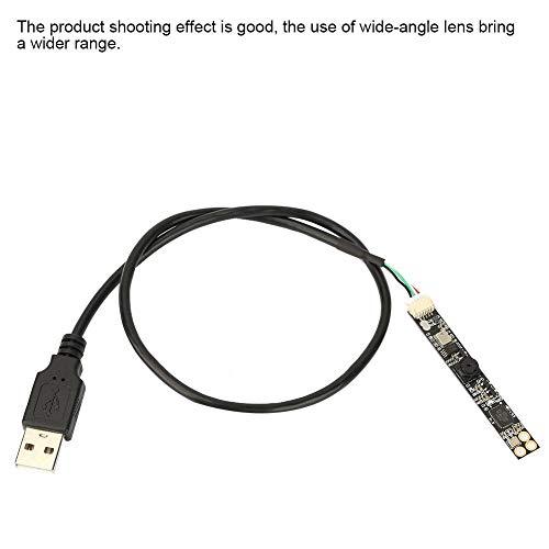 Keenso USB-Kameramodul USB mit Kamera 2592 * 1944 HD-Weitwinkelobjektiv USB-Kamera für industrielle Bildverarbeitung, unverzerrtes Imaging, korrigierbar, Aptina-Sensor Imaging Sensor