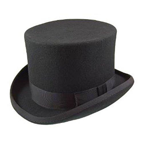 Major Wear - Chapeau melon - Homme Noir