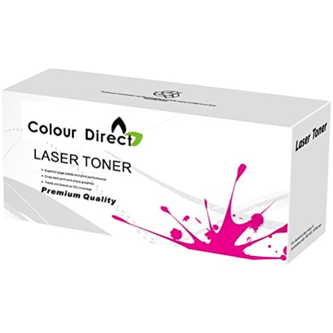 Colour Direct Magenta compatibile Cartuccia Toner Sostituzione Per OKI C3100 C3200 C3200N C5100 C5100N C5250 C5300 C5400 C5450