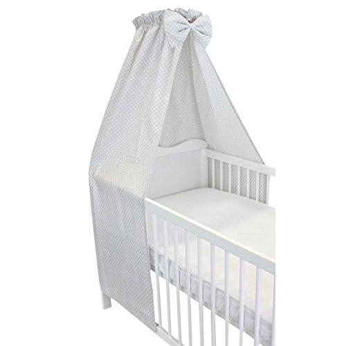 babybett himmel baumwolle baby betthimmel kinderbett. Black Bedroom Furniture Sets. Home Design Ideas