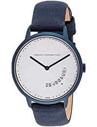 French Connection Analog White Dial Men's Watch-FC1278U