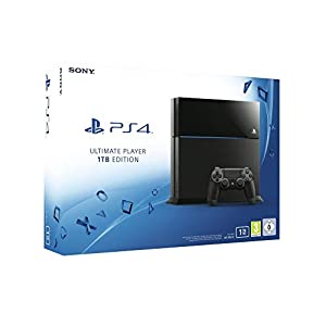PlayStation 4 – Konsole Ultimate Player 1TB Edition [CUH-1216B]