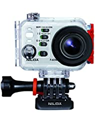 Image of Nilox 13NXAKFHSL006 EVO MM93 Aktionkamera Full HD 1080p, 60 fps silber