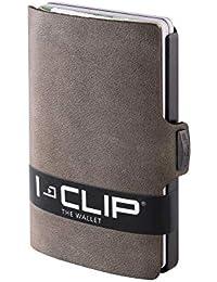 I-CLIP Geldbörse Robutense Soft Touch (in 9 Farben erhältlich)