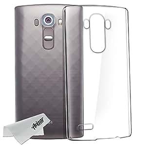 Avizar - Coque Protection Ultra Fine pour LG G4 - Transparent