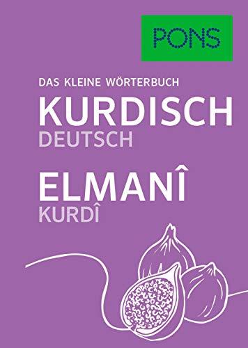 PONS Das Kleine Wörterbuch Kurdisch: Kurdisch-Deutsch / Deutsch-Kurdisch