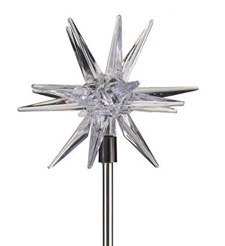 Preisvergleich Produktbild Stock mit weihnachtlichem LED 0916 ~