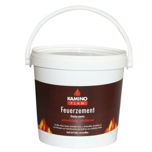 KAMINO FLAM Feuerzement 3 kg Eimer -
