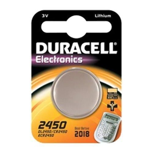 Duracell Knopfzelle Lithium Batterie (CR2450 D)