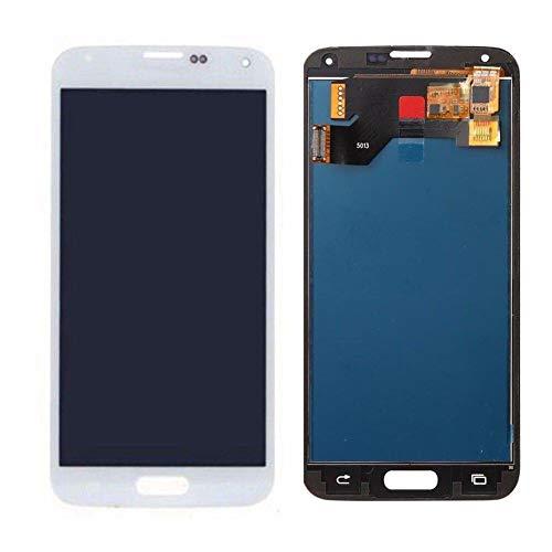 Findyoulove Samsung Galaxy S5 i9600 G900 LCD-Bildschirm Digitizer Touch Digitizer Frame Assembly