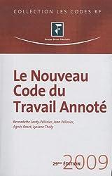 Le nouveau code du travail annoté