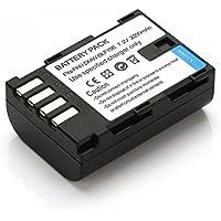 Rusty Bob - DMW-BLF19E batería / batería Panasonic Lumix DMC-GH3 / DMC GH4 / DMC GH4R / DMC GH3A / DMC GH4 / DMC GH3H - Sólo la batería