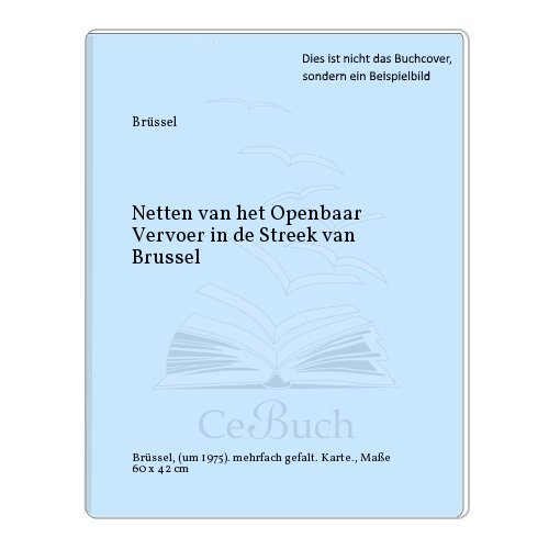 Netten van het Openbaar Vervoer in de Streek van Brussel