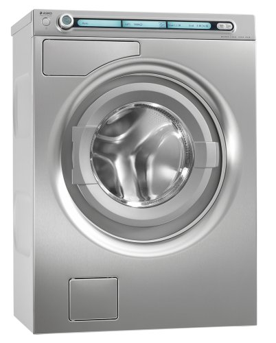 Asko W6984RVS Built-in Front-load 8kg 2000RPM A+++ Silver washing machine...