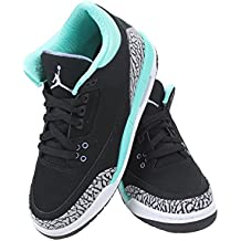 competitive price a5f91 7ea2a Nike Air Jordan 3 Retro GG, Chaussures de Running Entrainement Fille