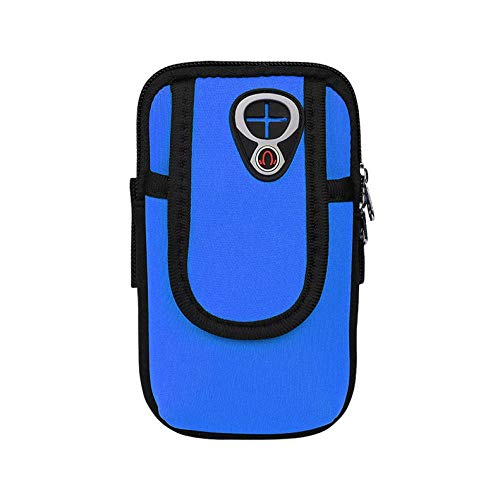 FSD-MJ Outdoor Sports Music Mobile Phone Arm Pack Tauchmaterial Wasserdicht Running Arm Pack Geschenke Mode Sport Musik Flip Arm Pack Unter sechs Zoll Handy (6 In 1 Music Player)