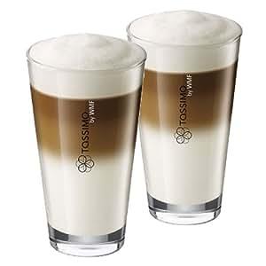 wmf tassimo 0943229990 latte macchiato set kitchen home. Black Bedroom Furniture Sets. Home Design Ideas