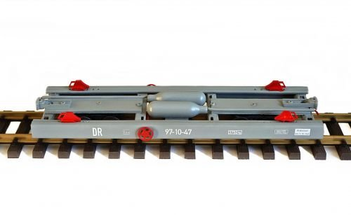 zenner-trolley-scale-g-for-track-lane-scale-ii-64mm-simple-model-gray