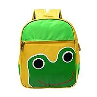 DeLamode Boy Girl Children Preschool Cartoon Bags Cat Picture Lovely Shoulder Backpacks