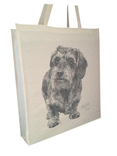 dachshund-wirehaired-breed-of-dog-cotton-shopping-bag-with-gusset-and-long-handles-perfect-gift