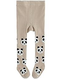LSERVER Bébé Fille Garçon Collant Pantalon en Coton Automne Printemps  Chaussettes Enfant Legging Élastique 3589b4b91c2