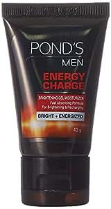 Pond's Men Energy Charge Gel Moisturizer, 40g