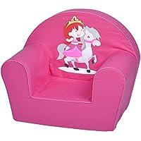 Knorrtoys 68321 - Kindersessel Princess Horse preisvergleich bei kinderzimmerdekopreise.eu