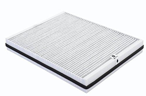 TECON HEPA Ersatzfilter Kombifilter passend für Philips Luftreiniger AC4072/11 -