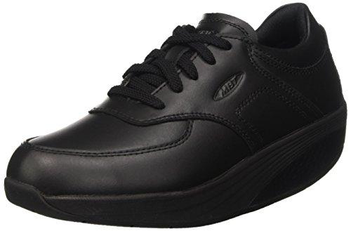 MBT Reem 6 Lace Up, Low-Top Chaussures femme Noir