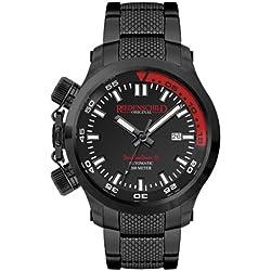 Riedenschild Uhren DarkSeaDiver 4 (black/red)