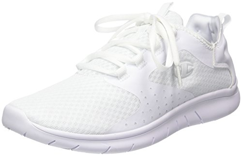 Champion Low Cut Shoe Alpha Cloud, Scarpe Running Uomo, Bianco (White Ww001), 43 EU