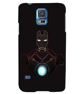 Citydreamz Superhero Hard Polycarbonate Designer Back Case Cover For Samsung Galaxy Note 3