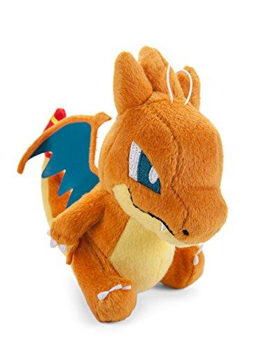 Pokemon: XY & Z Mega Charizard Y Korotto Manmaru Plüschtier (Mega-pokemon Plüschtiere)