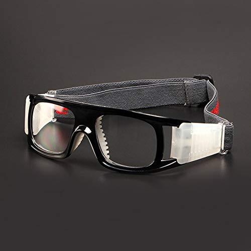 ghfcffdghrdshdfh Anti-Impact Shockproof Sport Basketball Football Eyewear Goggles Eye Glasses