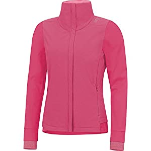 GORE RUNNING WEAR Damen Warme Stadt-Laufjacke, PrimaLoft Isolation, GORE WINDSTOPPER, SUNLIGHT LADY GWS Jacket, JIWSUN