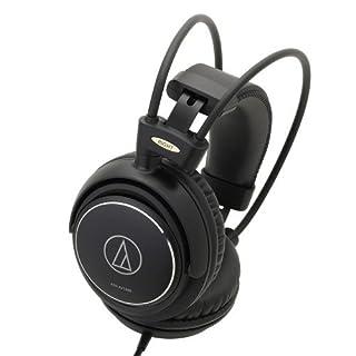 Audio-Technica ATH-AVC500 Geschlossener, Dynamischer Kopfhörer schwarz