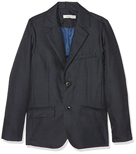 NAME IT Jungen Anzugjacke Nitklas Blazer Nmt, Blau (Dress Blues), 116